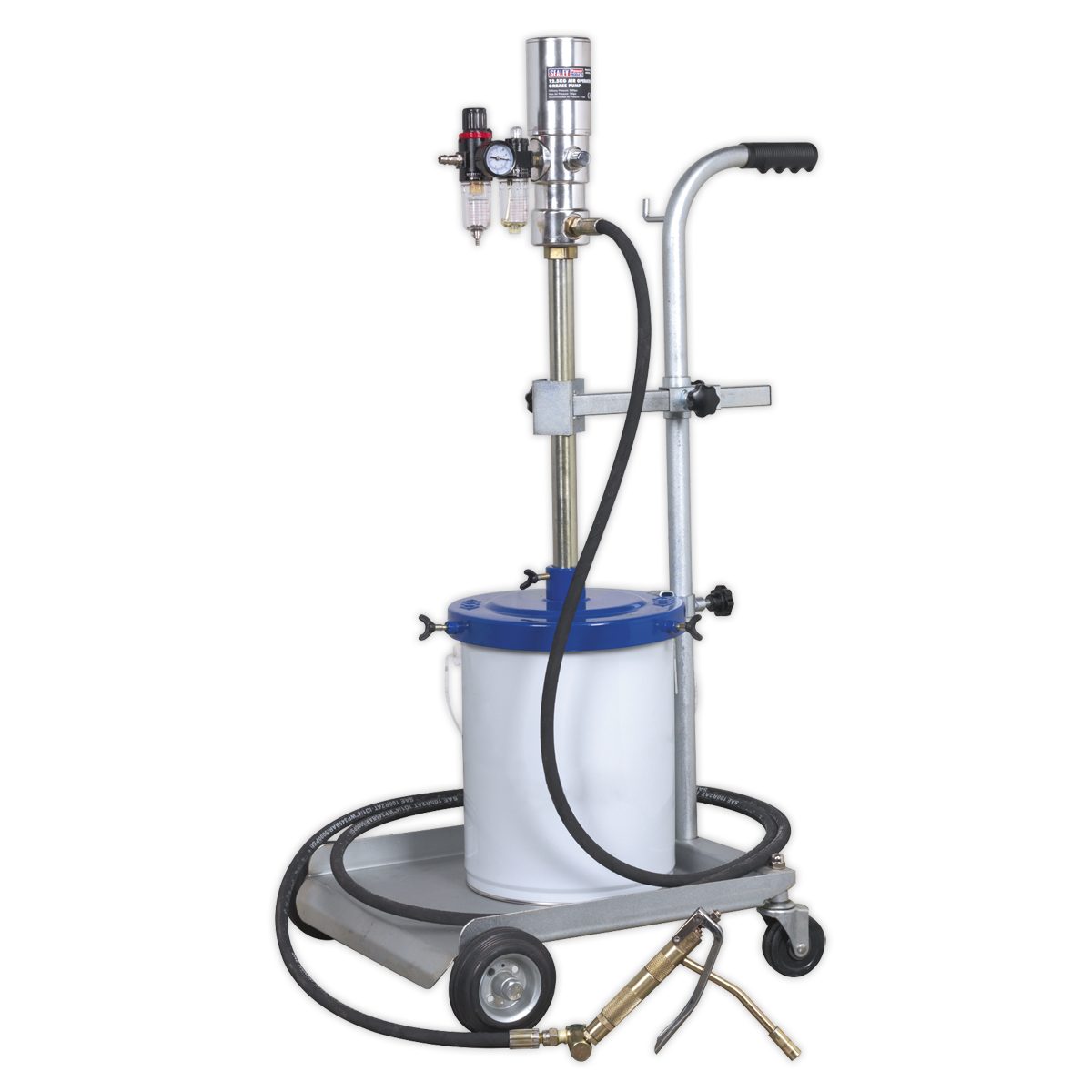 Grease Pump Air Operated 12.5kg