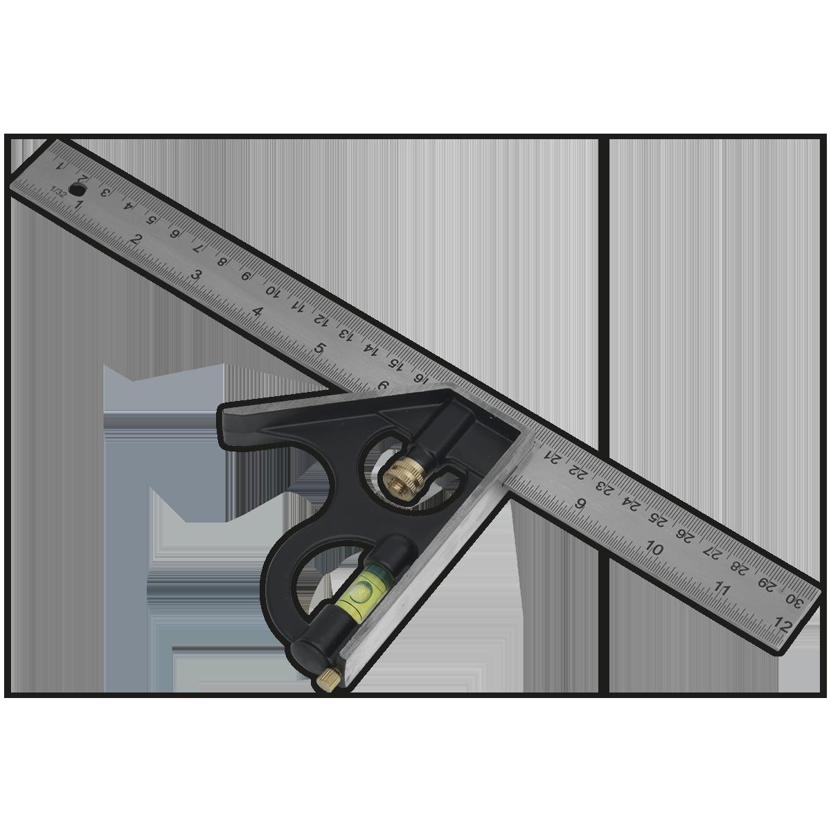 Combination Square 300mm