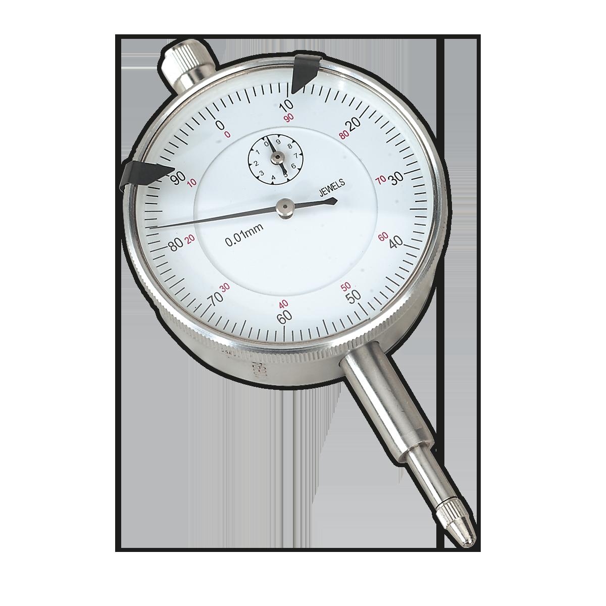 Dial Gauge Indicator 10mm Travel Metric