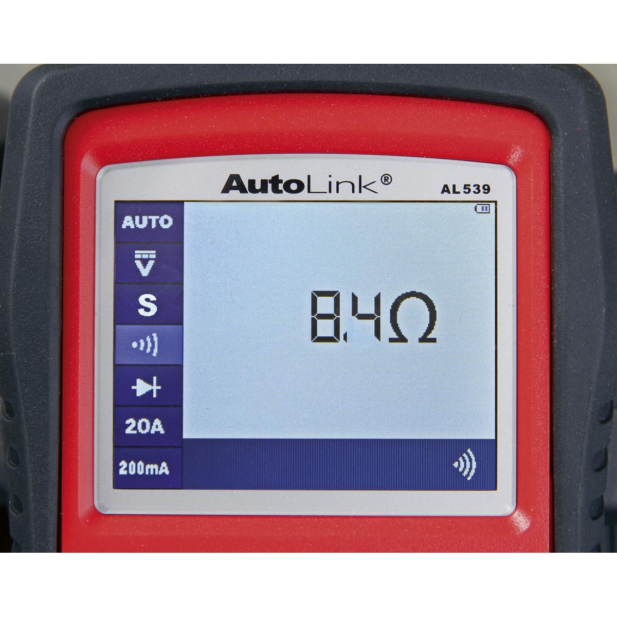 Autel EOBD Code Reader - Electrical Tester