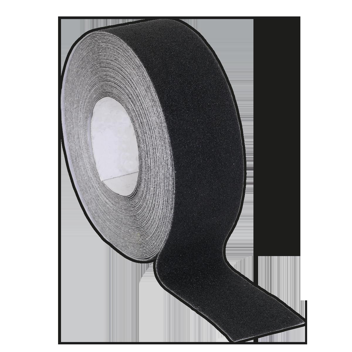 Anti-Slip Tape Self-Adhesive Black 50mm x 18m