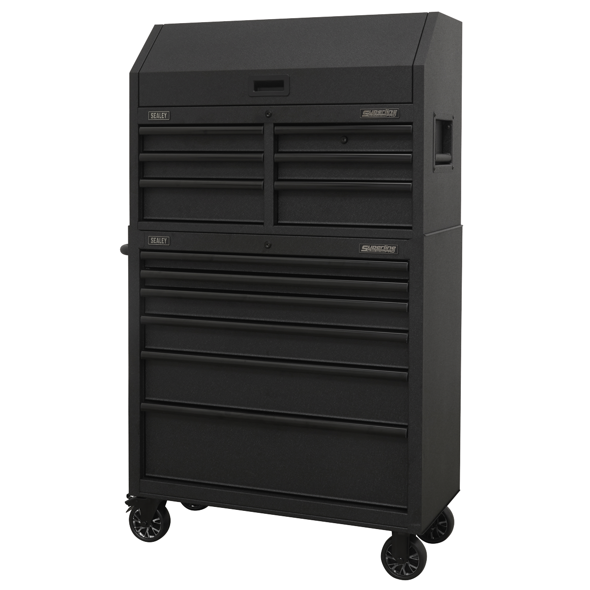 12 Drawer Tool Chest Combination with Power Bar