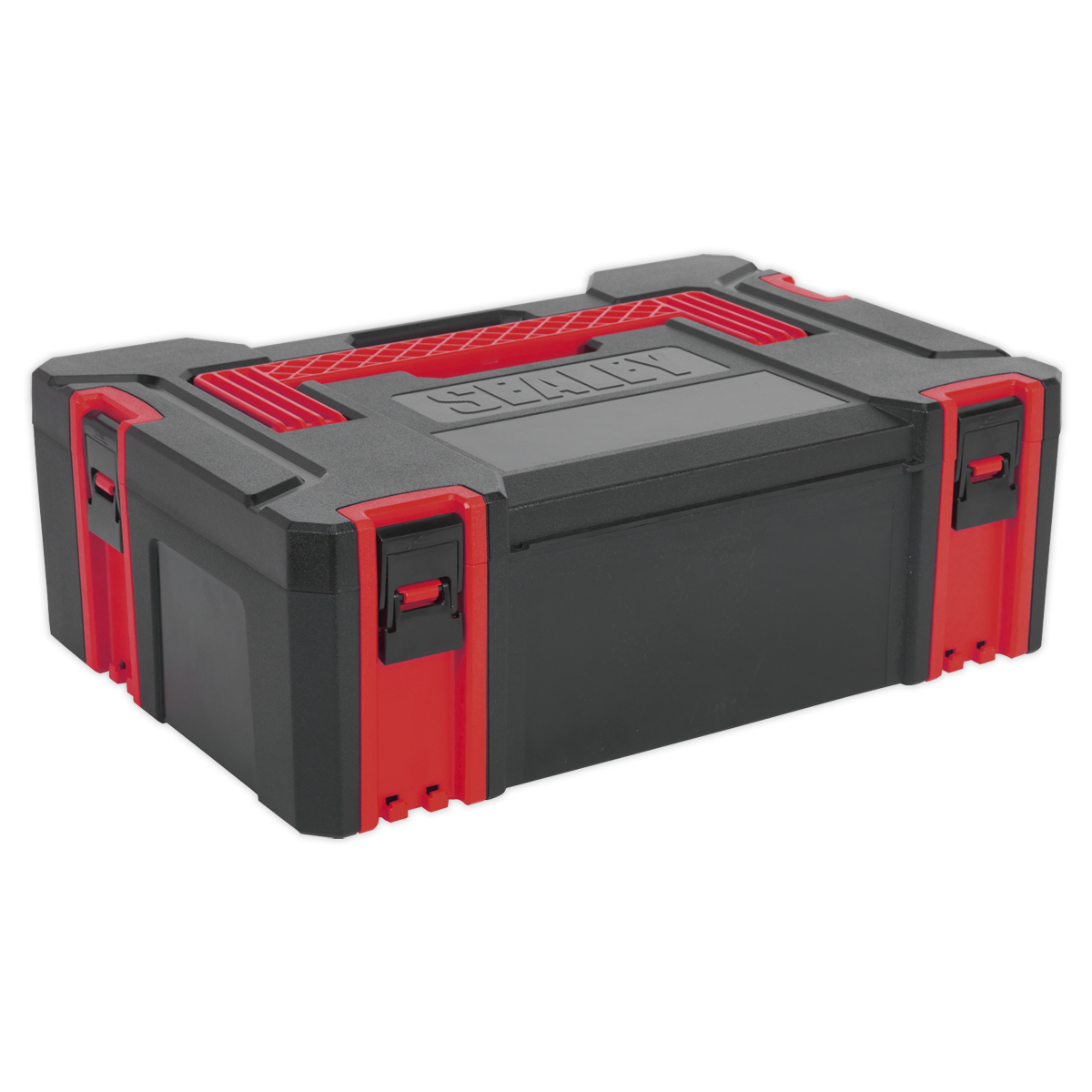 ABS Stackable Click Together Toolbox - Medium