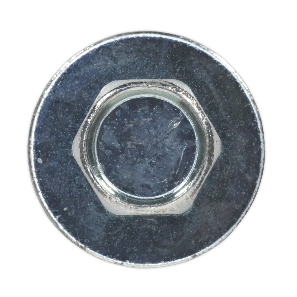 """Acme Screw with Captive Washer #14 x 3/4"""" Zinc Pack of 100"""