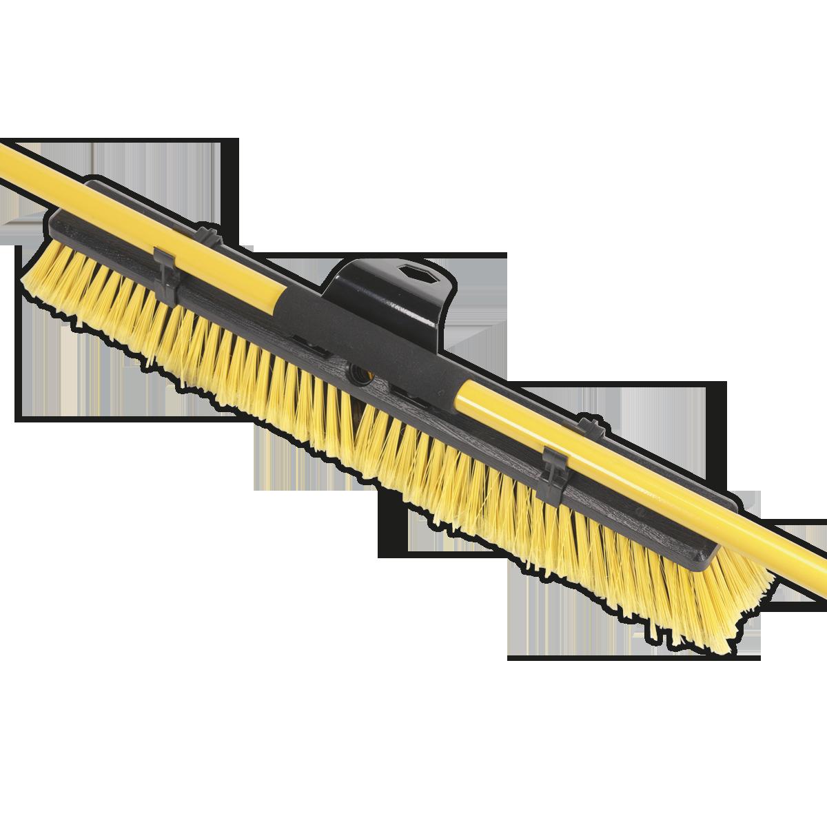 "Bulldozer Yard Broom 24""(600mm)"