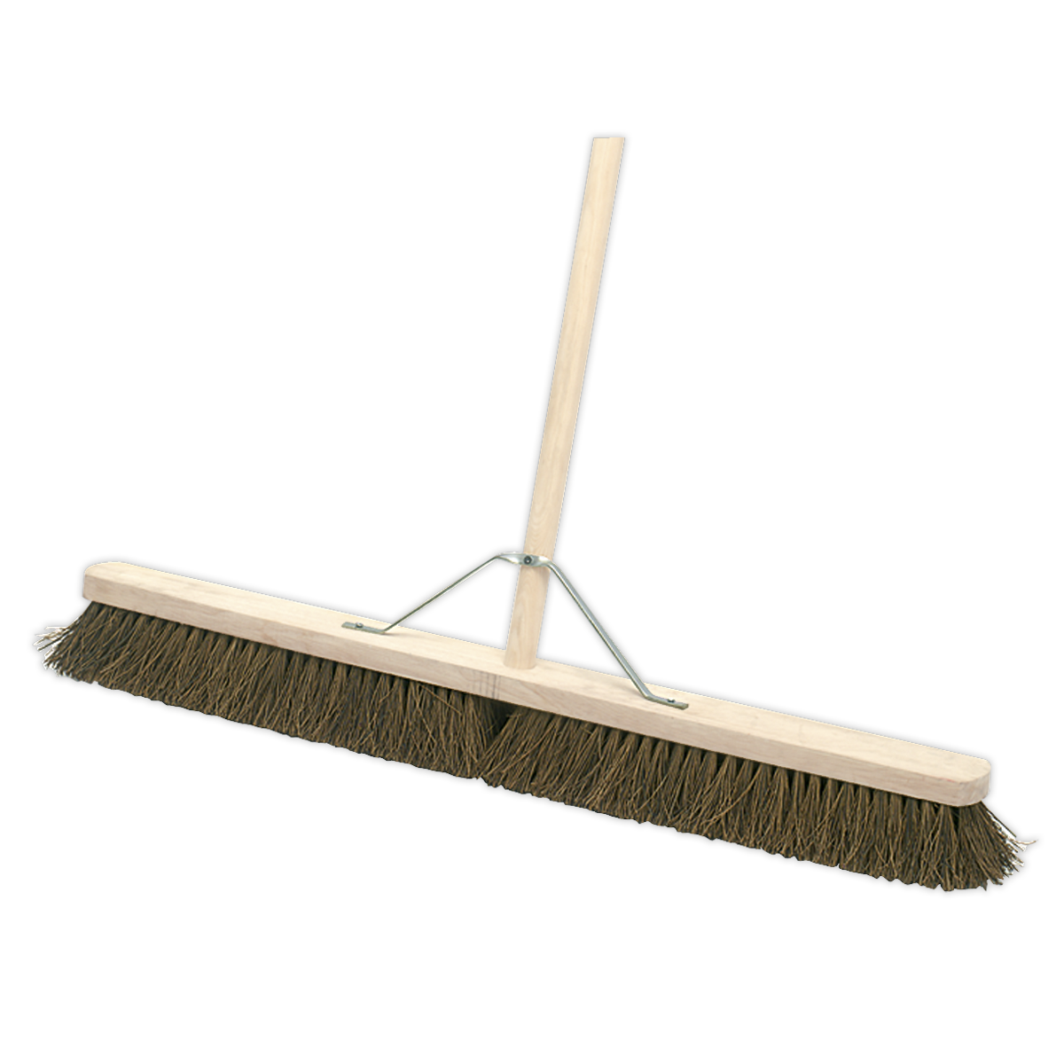 "Broom 36""(900mm) Stiff/Hard Bristle"