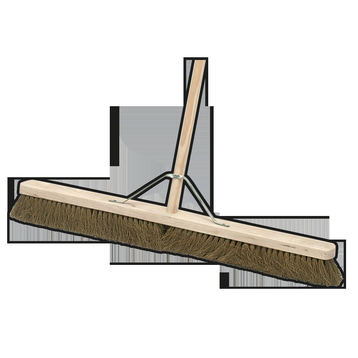 "Broom 36""(900mm) Soft Bristle"