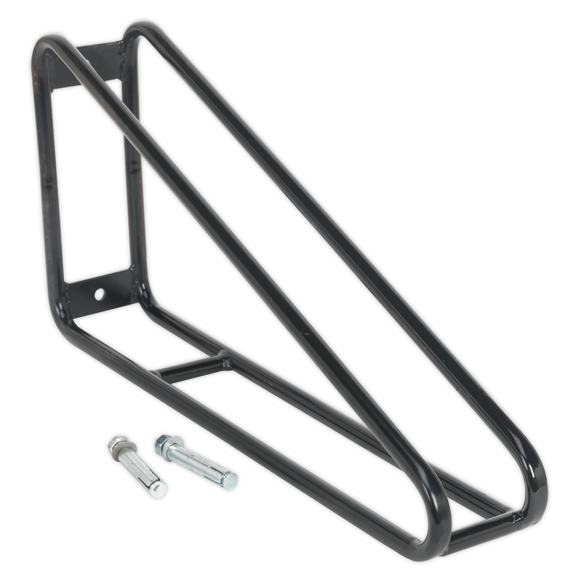 Bicycle Rack Wall Mounting - Front Wheel
