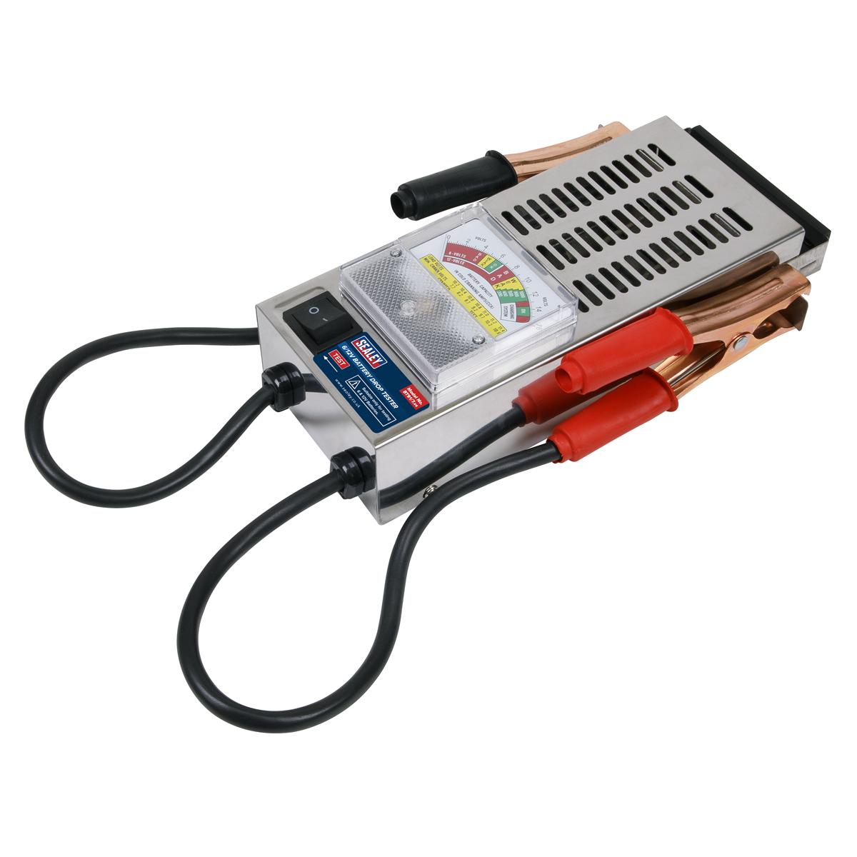 Battery Drop Tester 6/12V