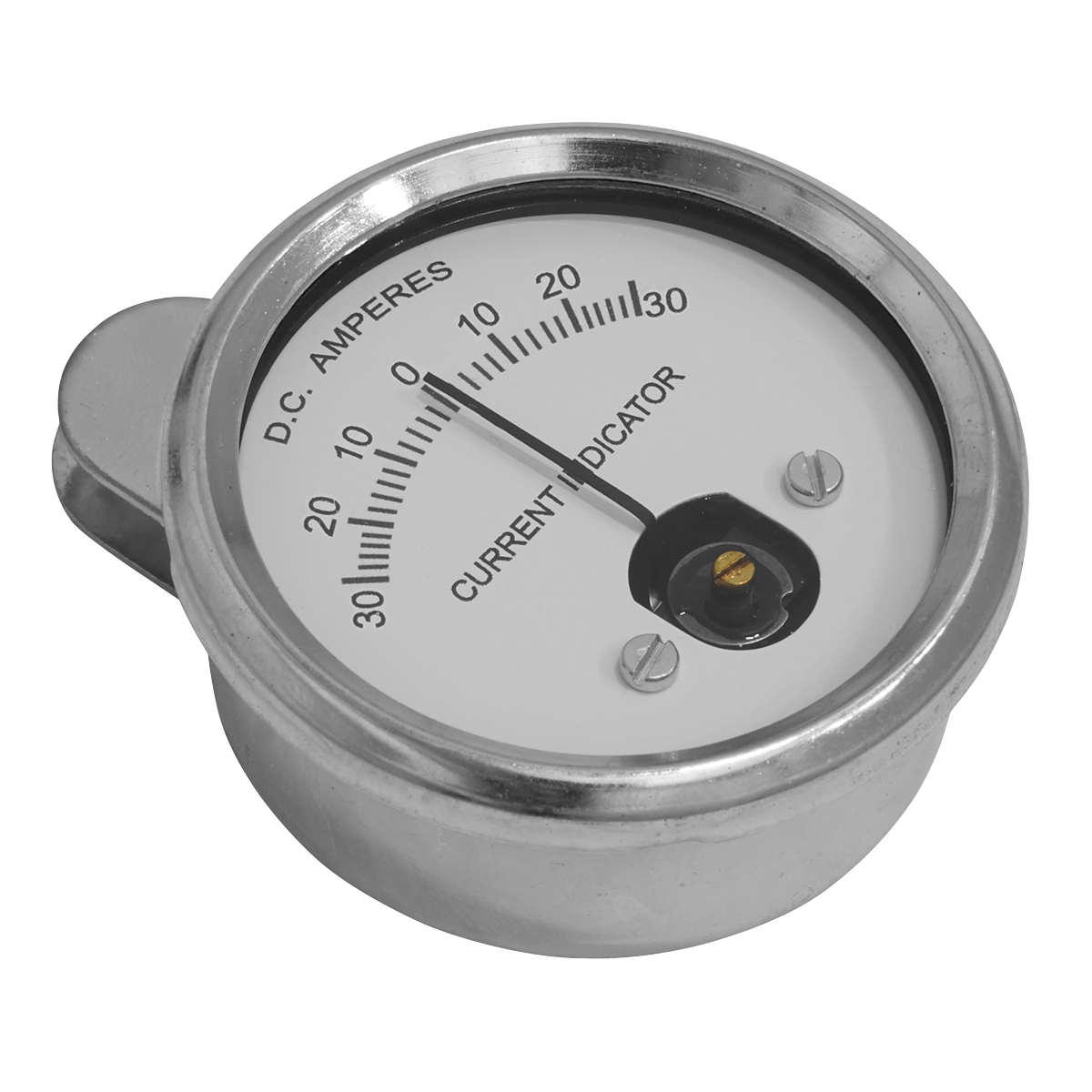 Clip-On Ammeter 30-0-30A