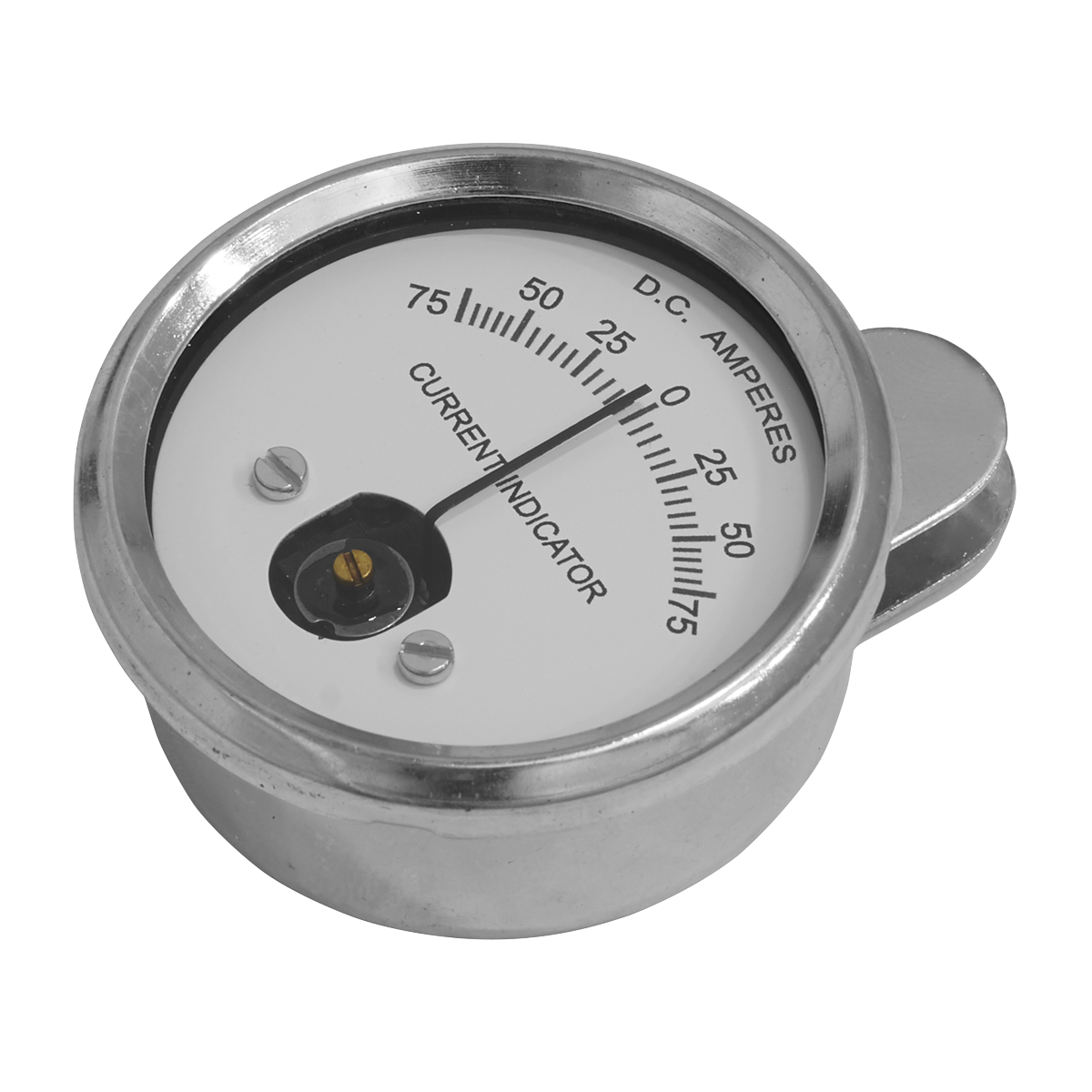 Clip-On Ammeter 75-0-75A