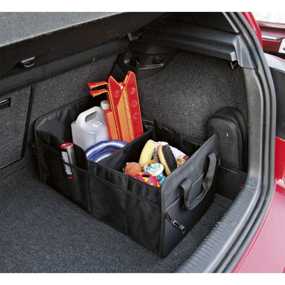 Car Boot Organizer 12 Compartment