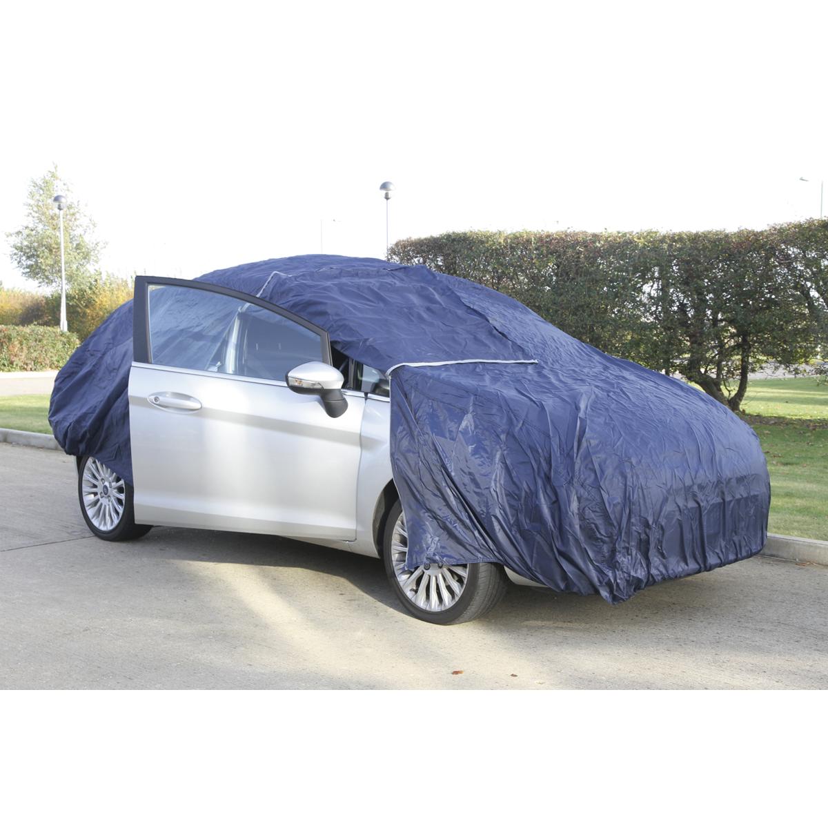 Car Cover Lightweight Medium 4060 x 1650 x 1220mm