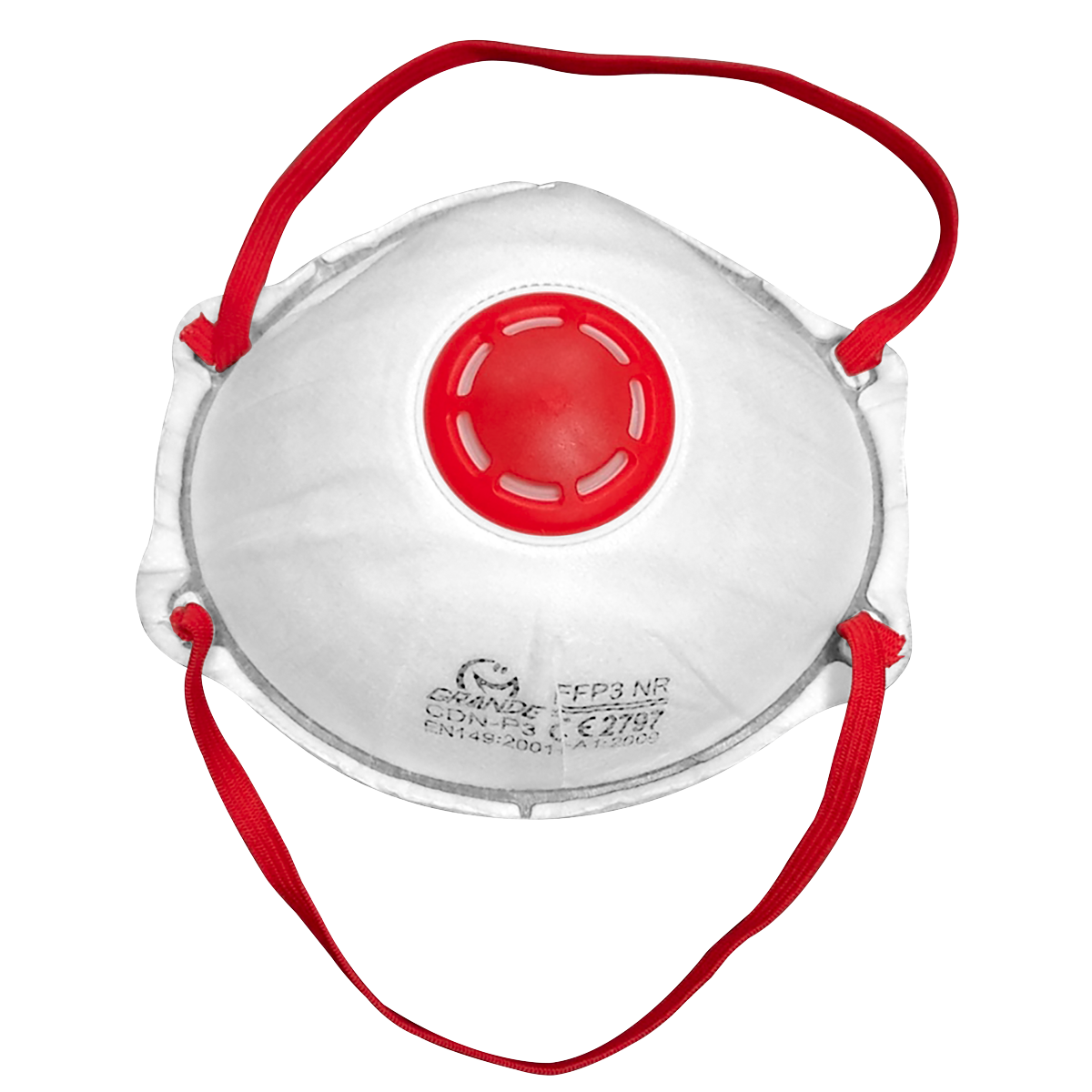 FFP3 Face Mask with Valve - Pack of 20