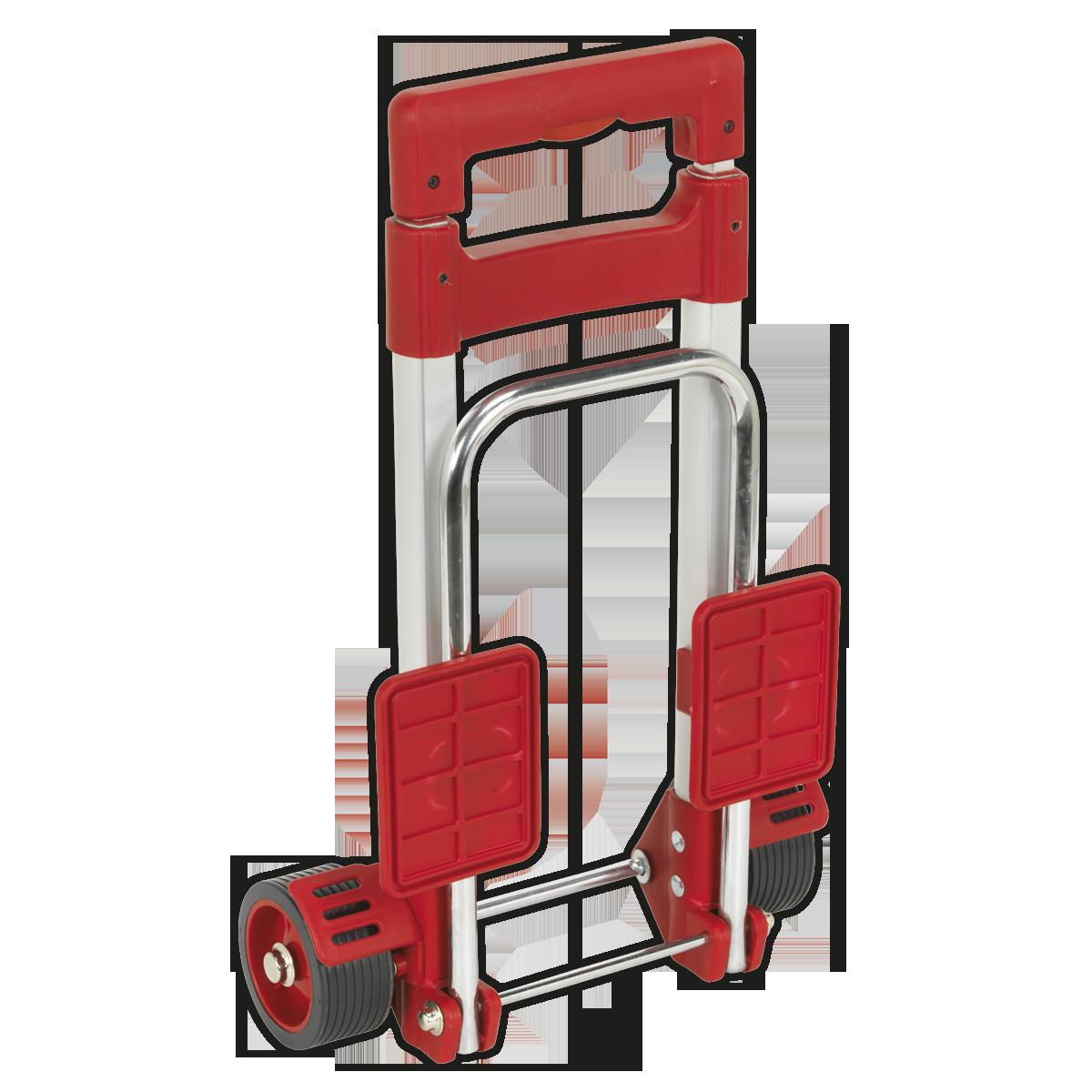 Aluminium Trolley 30kg Capacity