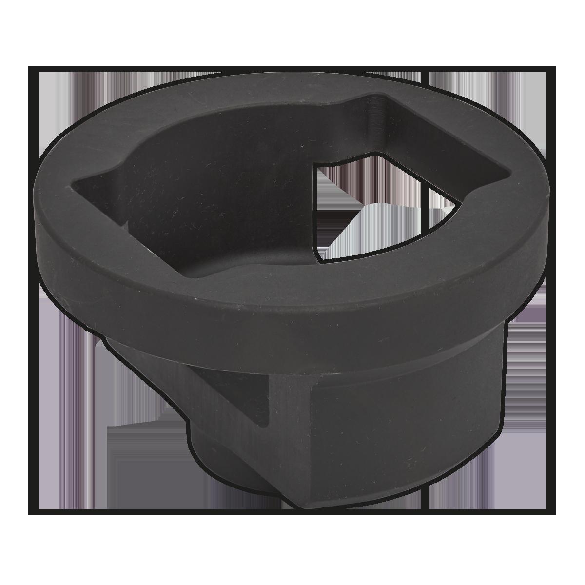 "Axle Nut Socket for BPW 12tonne Roller Bearings 3/4""Sq Drive"