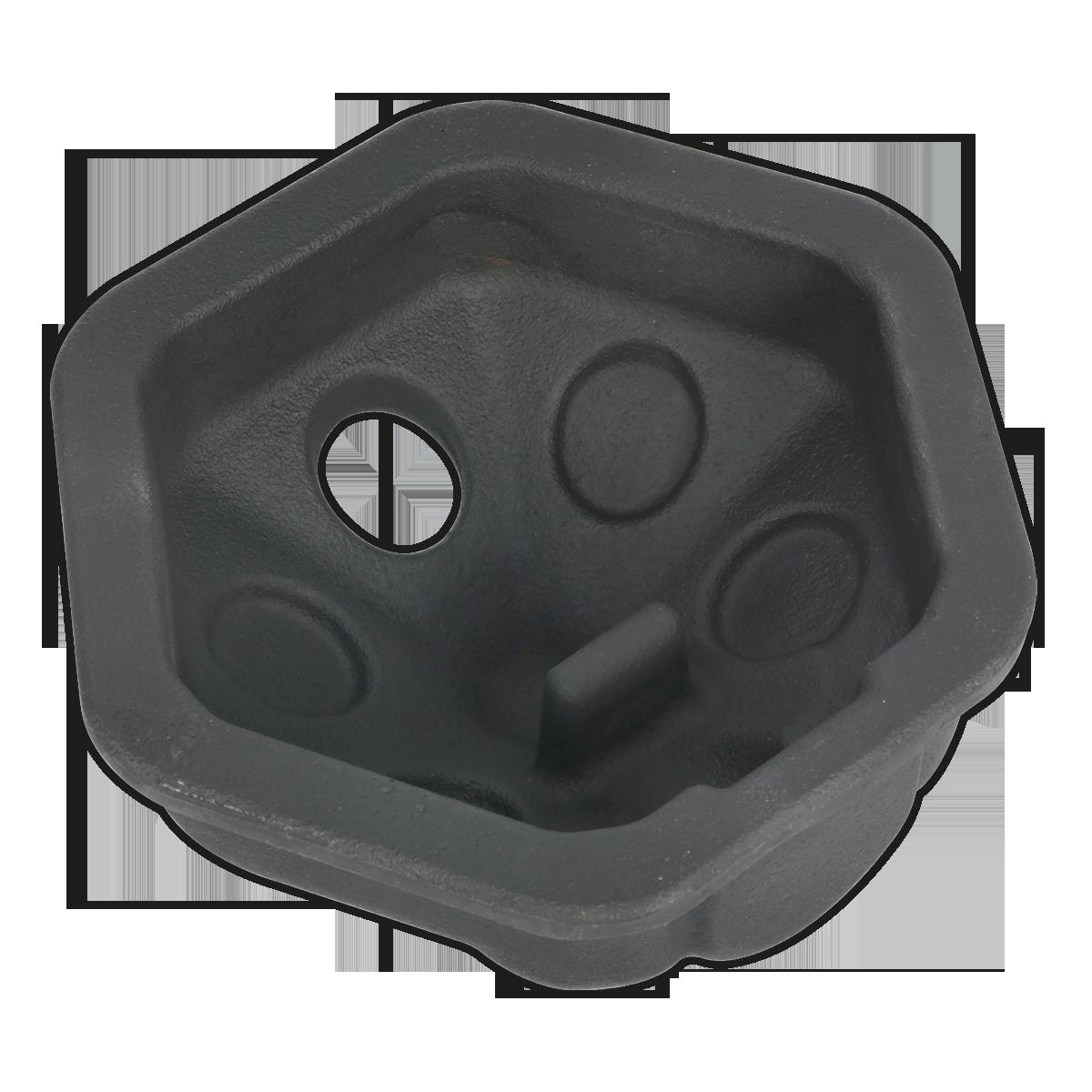 Axle Nut Socket 140mm 32/46mm Hex Drive