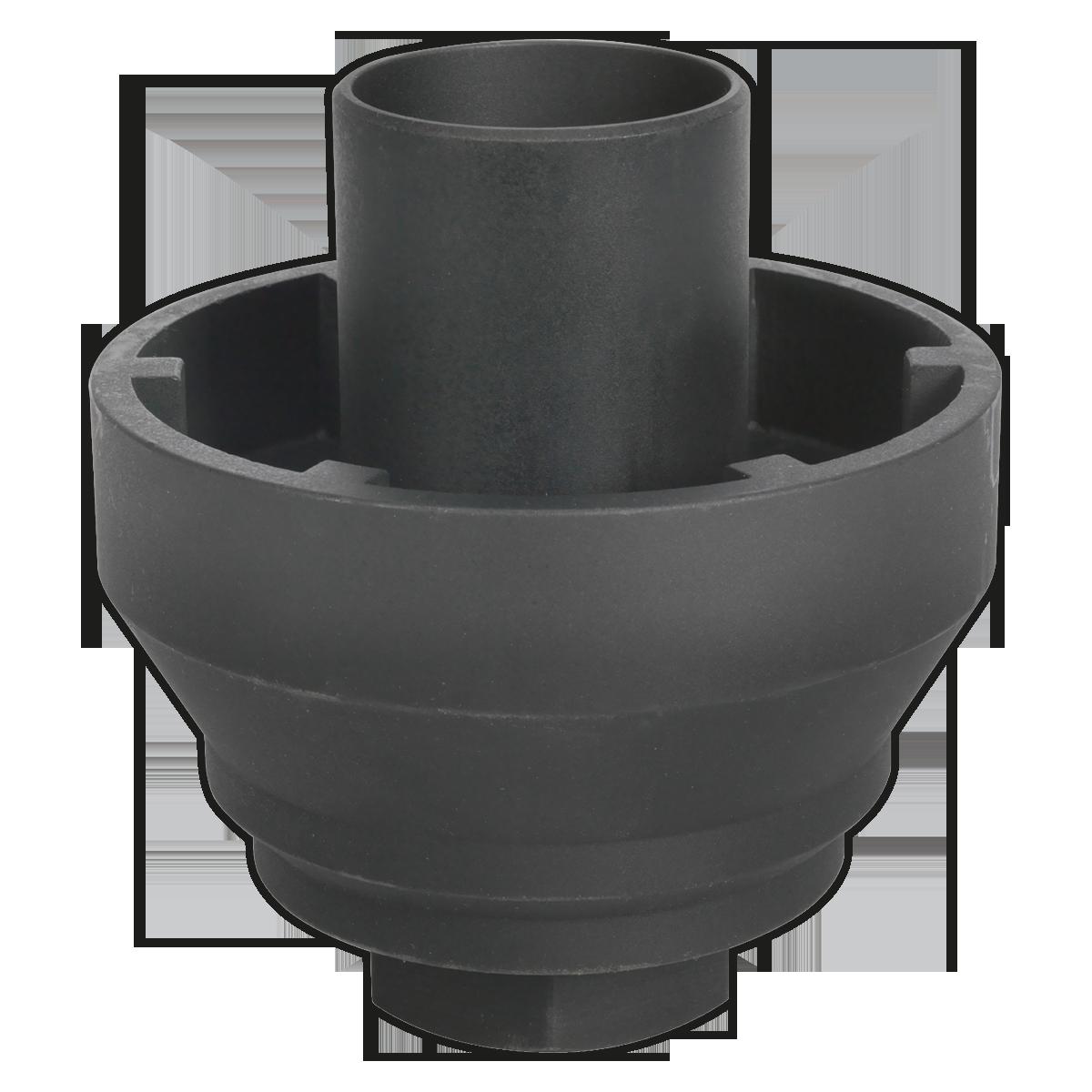 """Axle Lock Nut Socket 133-145mm 3/4""""Sq Drive"""
