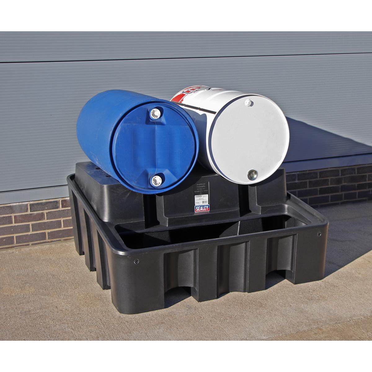 Drum Rack Dispensing/Storage Unit