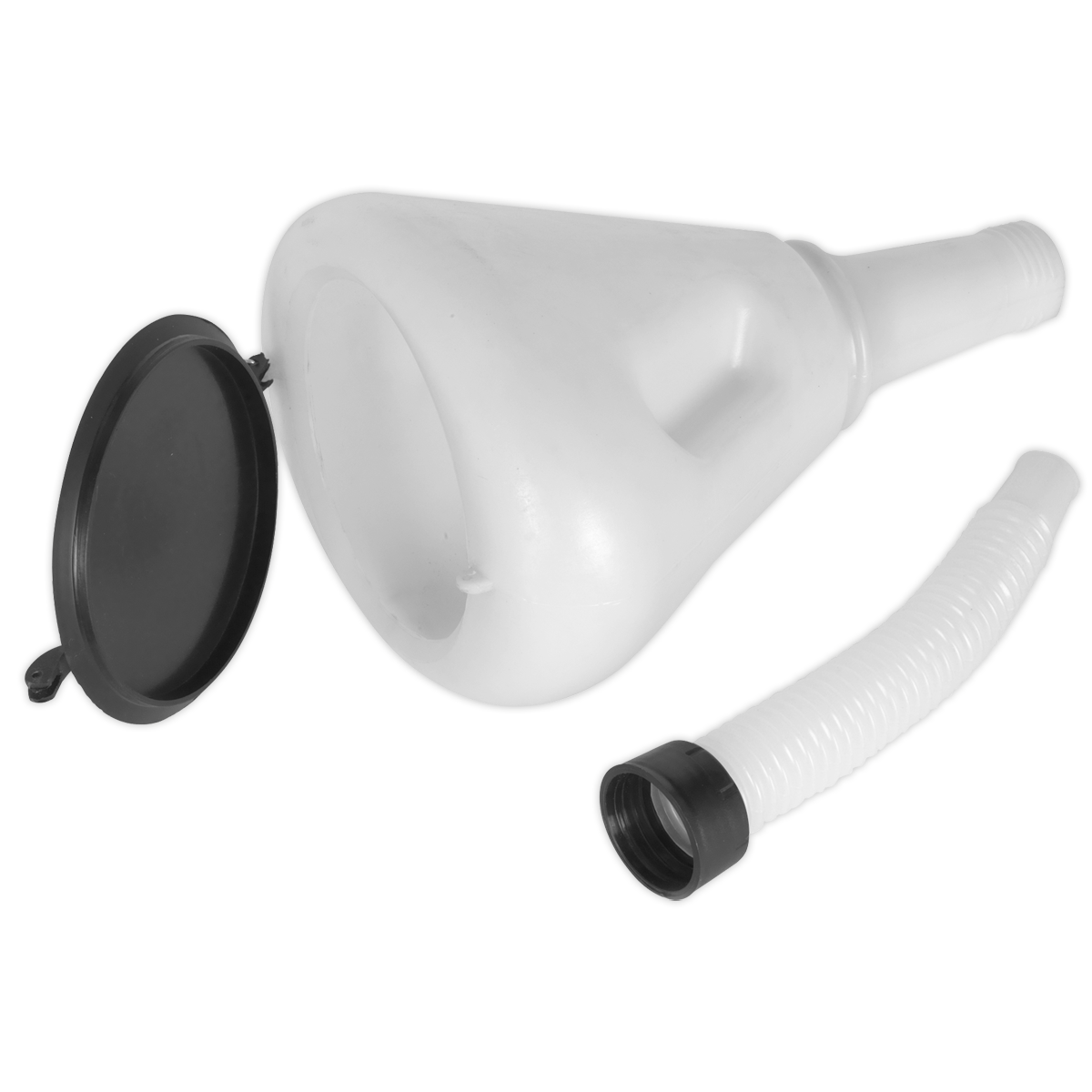 Funnel with Closing Lid Ø240mm