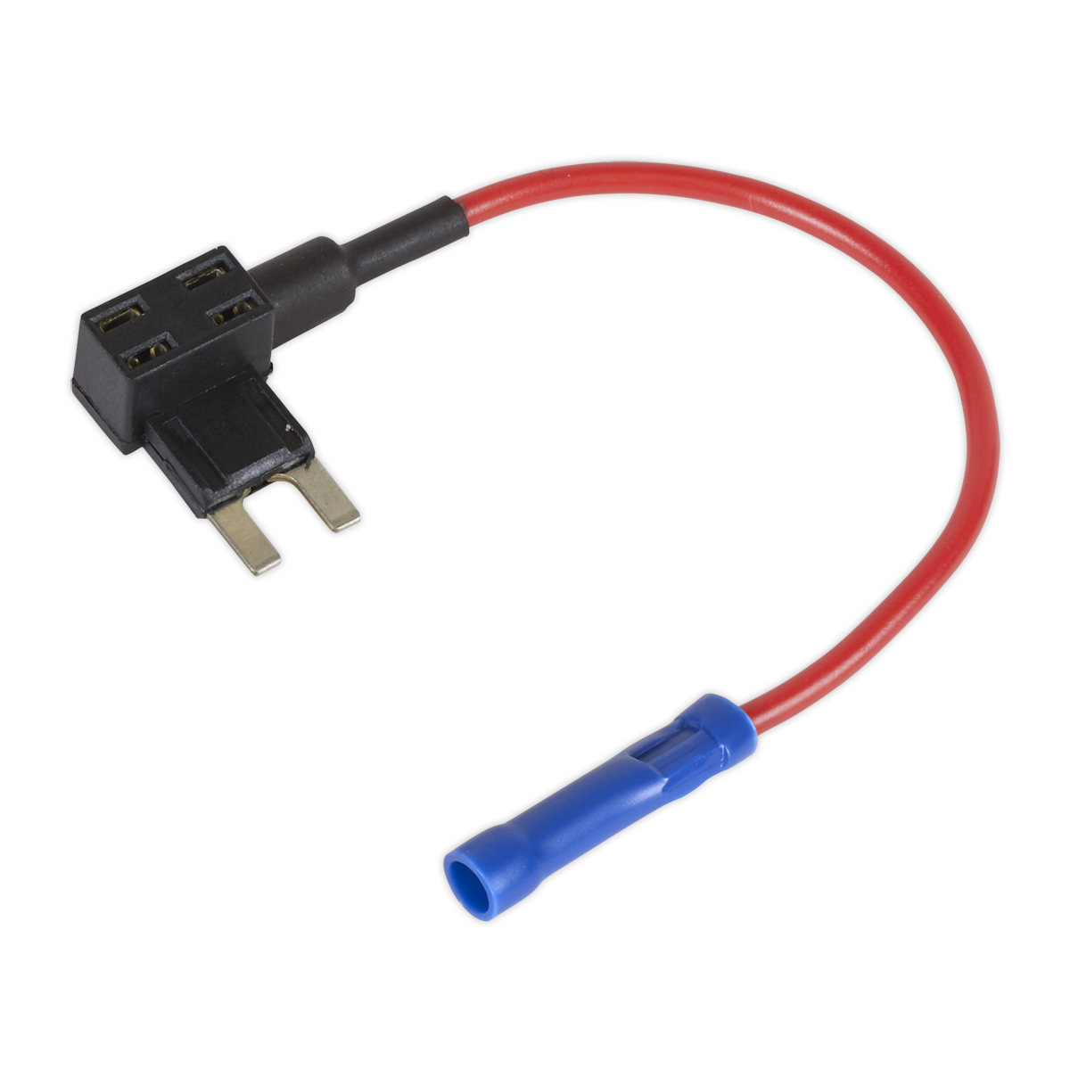 Accessory Circuit Mini Fuse Holder Link 15A Pack of 2