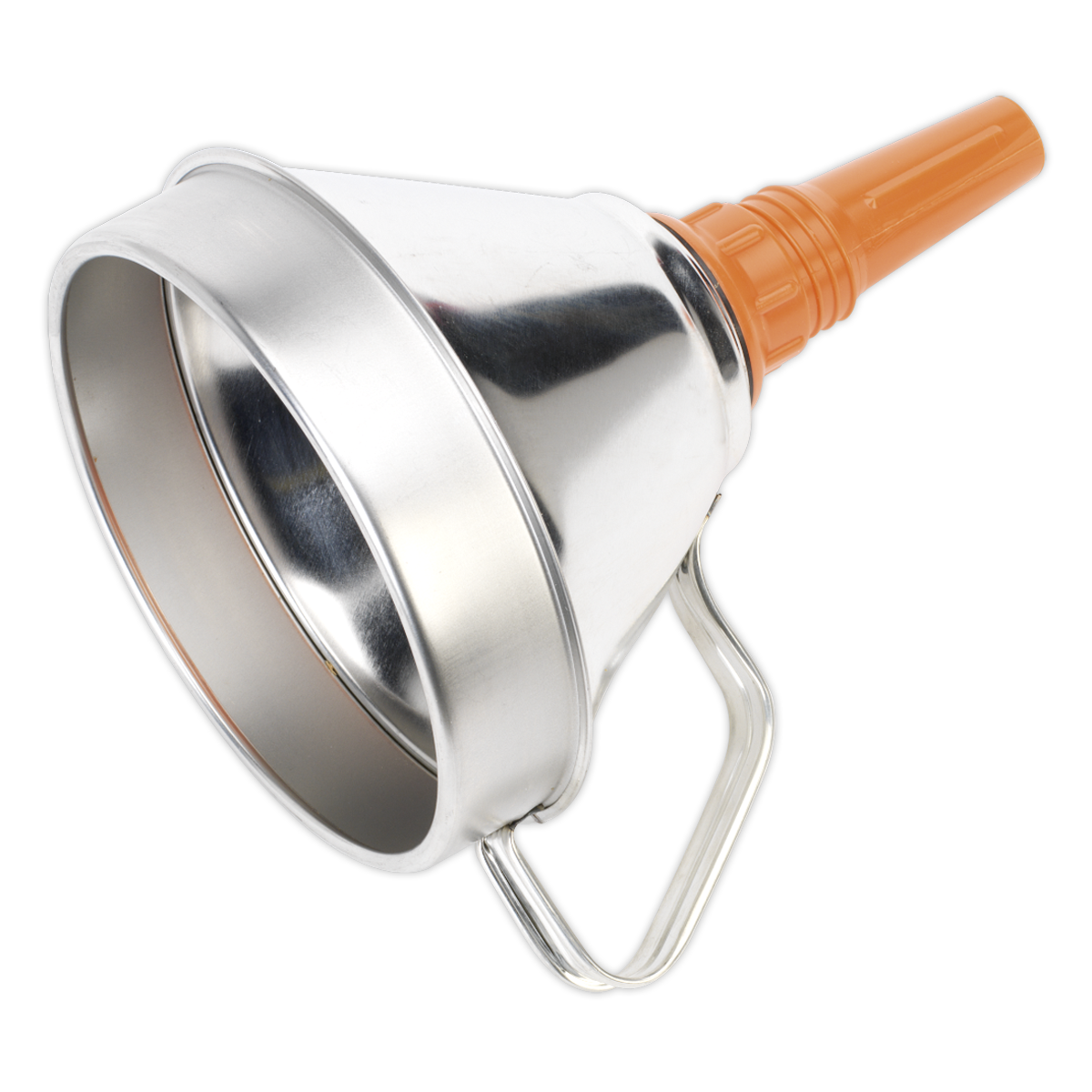Funnel Metal with Filter Ø160mm