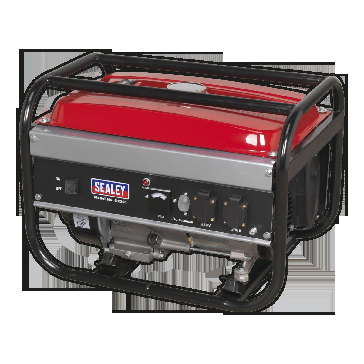 Generator 2200W 230V 6.5hp