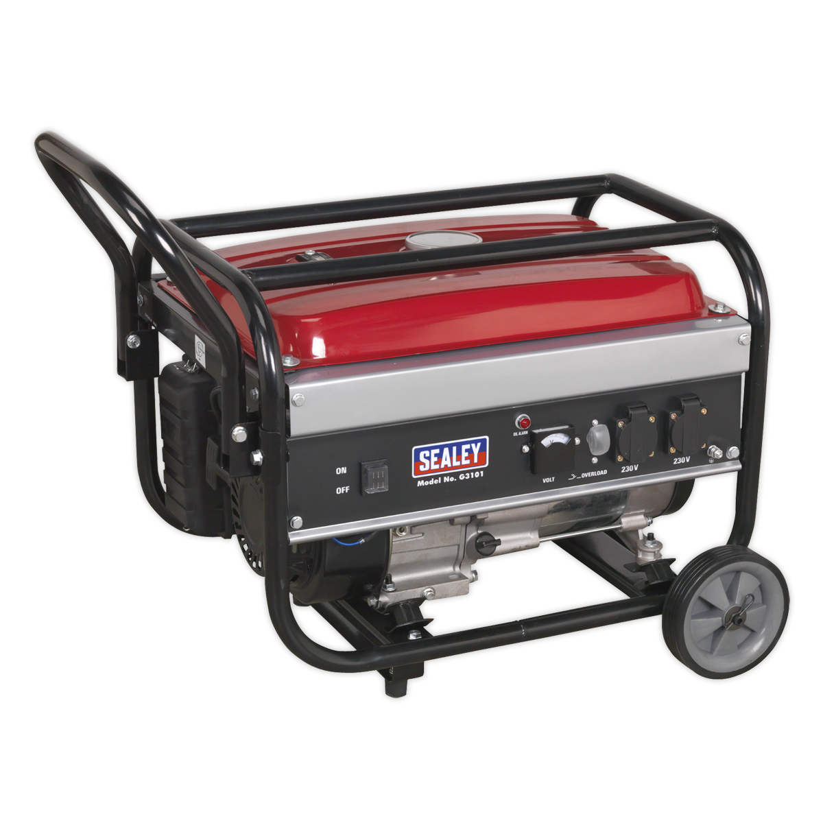 Generator 3100W 230V 7hp