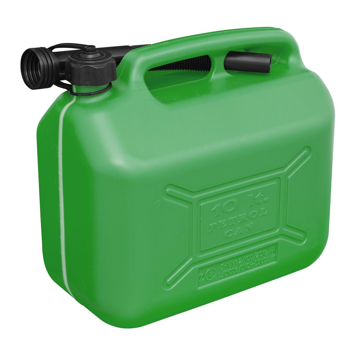 Fuel Can 10L - Green