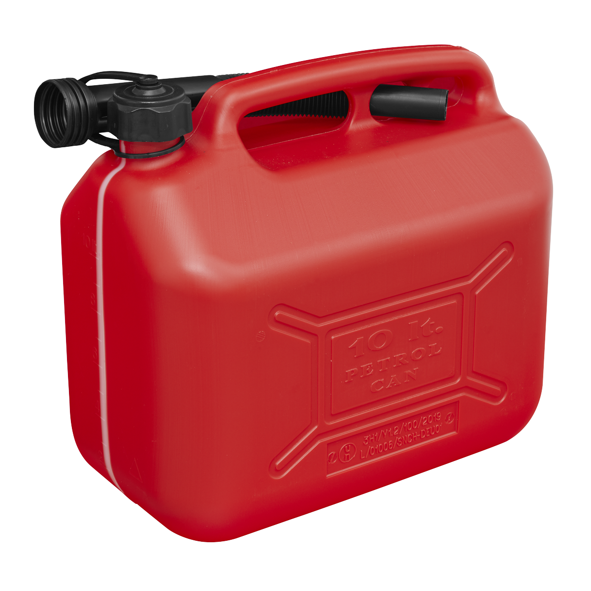 Fuel Can 10L - Red
