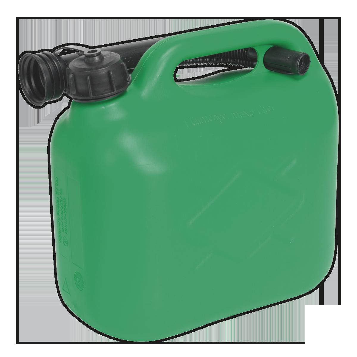 Fuel Can 5L - Green