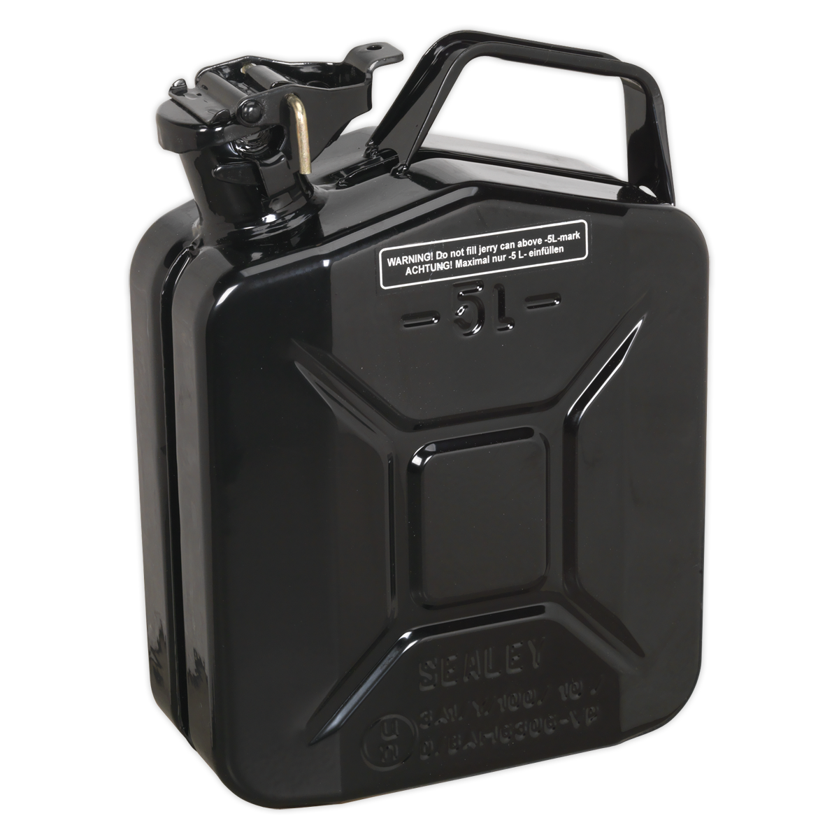 Jerry Can 5L - Black