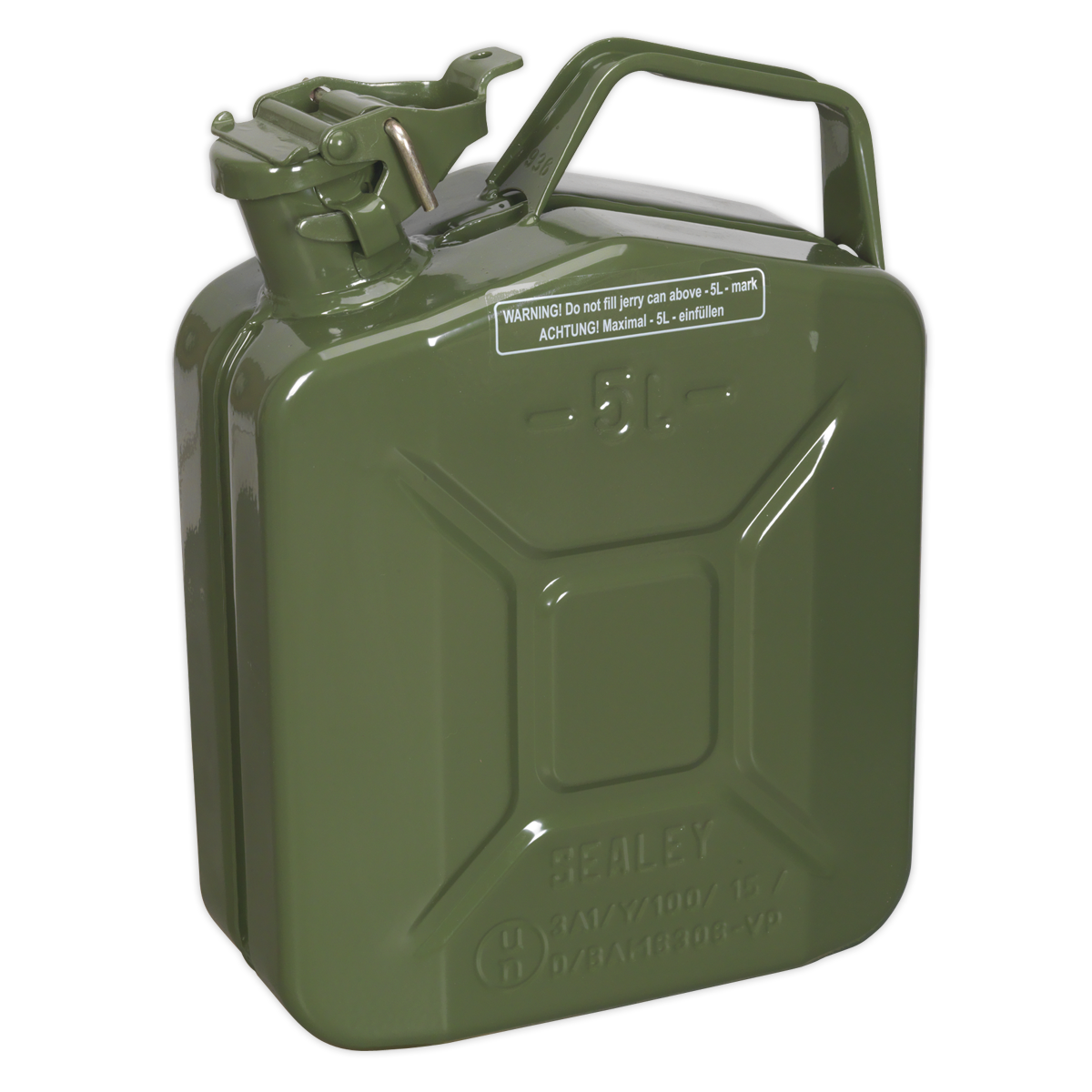 Jerry Can 5L - Green