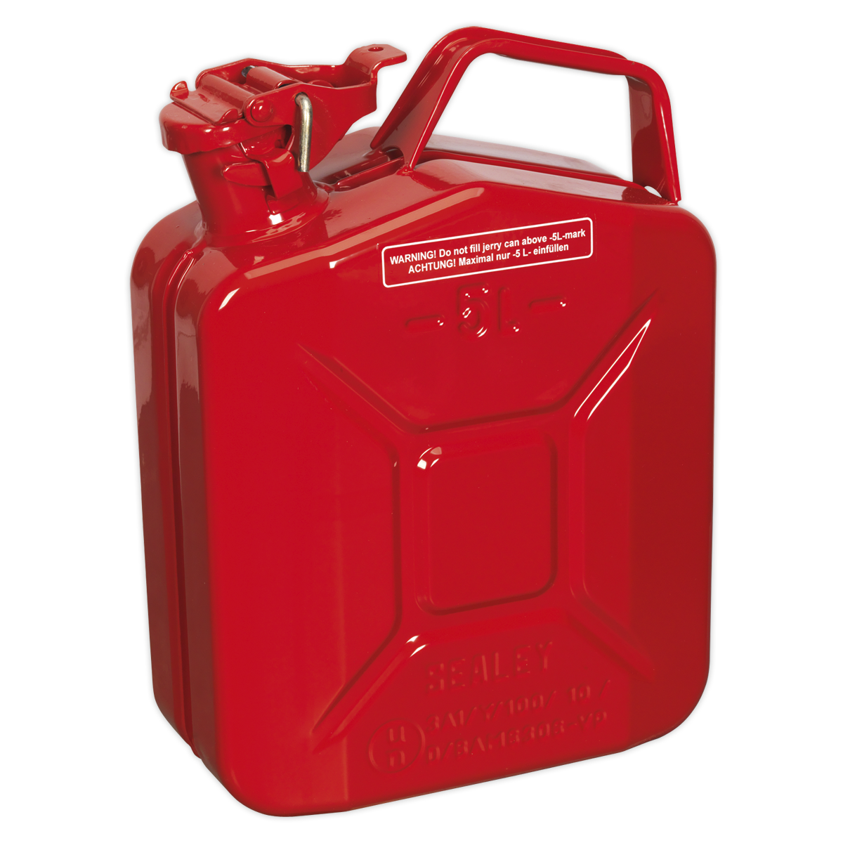 Jerry Can 5L - Red