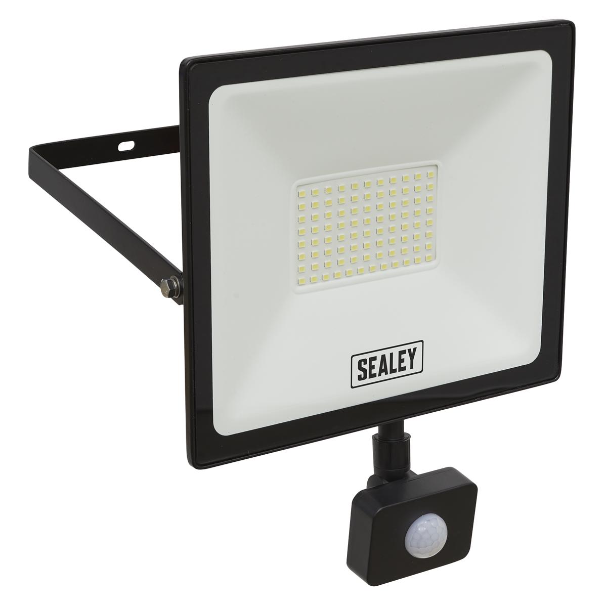 Extra Slim Floodlight with PIR Sensor 70W SMD LED