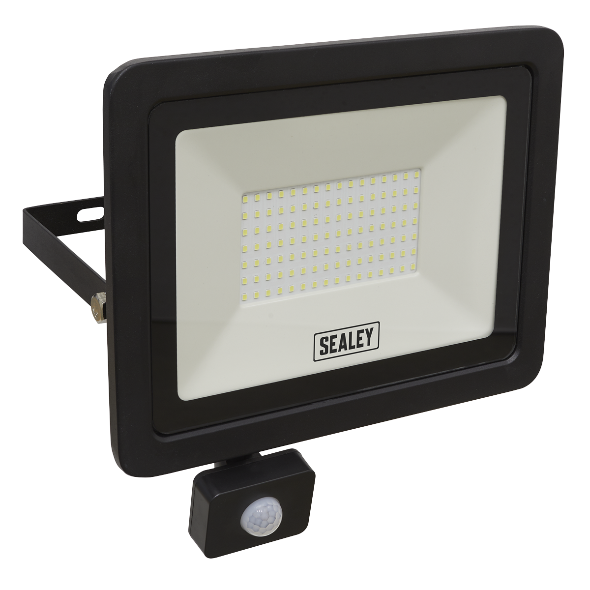 Extra Slim Floodlight with PIR Sensor 100W SMD LED