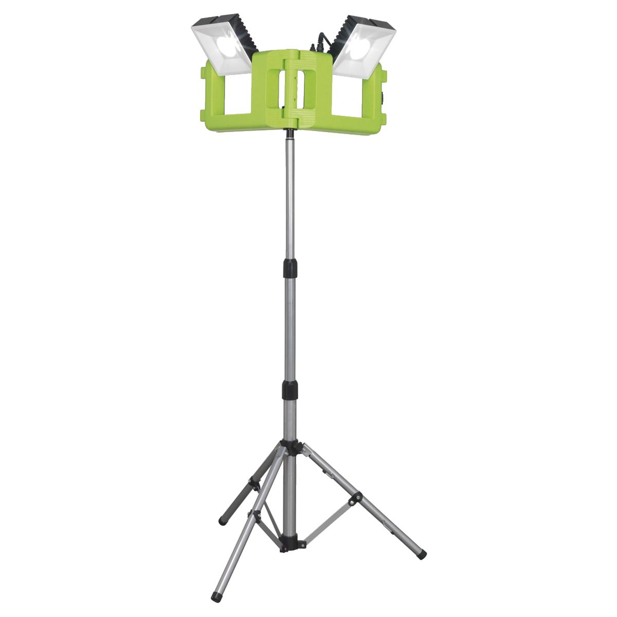 Floodlight 60W Folding Case & Stand
