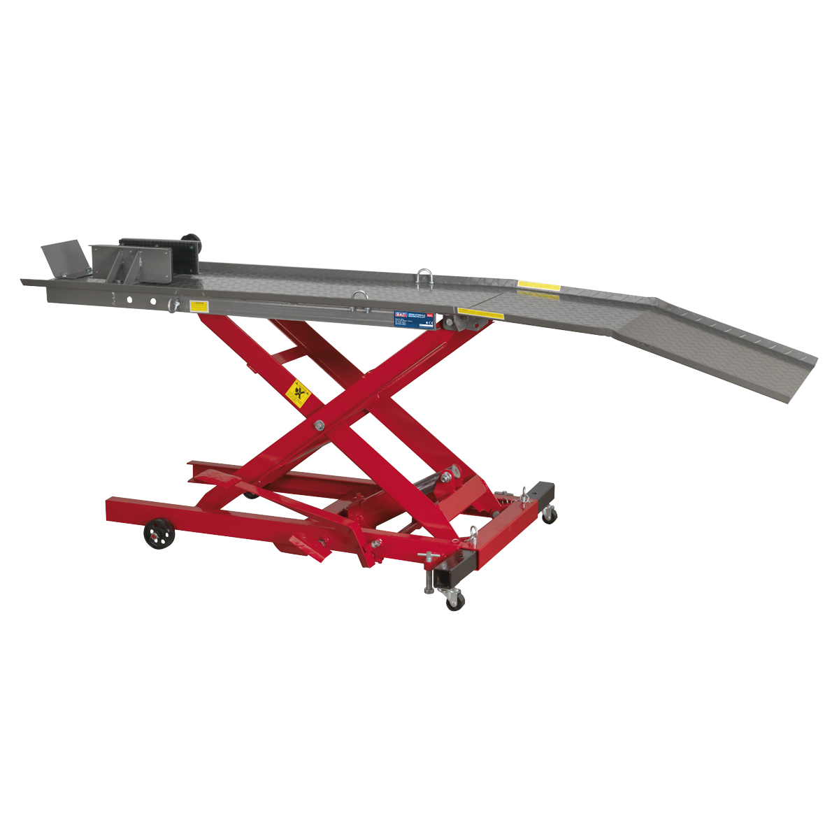 Motorcycle Lift 365kg Capacity Hydraulic