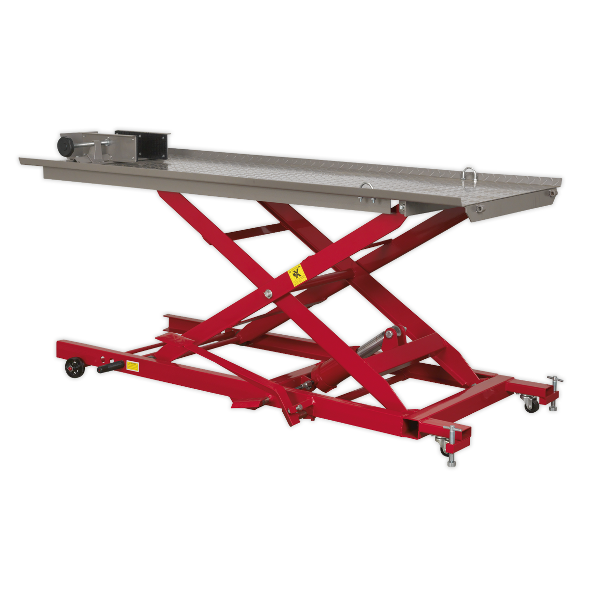 Hydraulic Motorcycle Lift 450kg Capacity