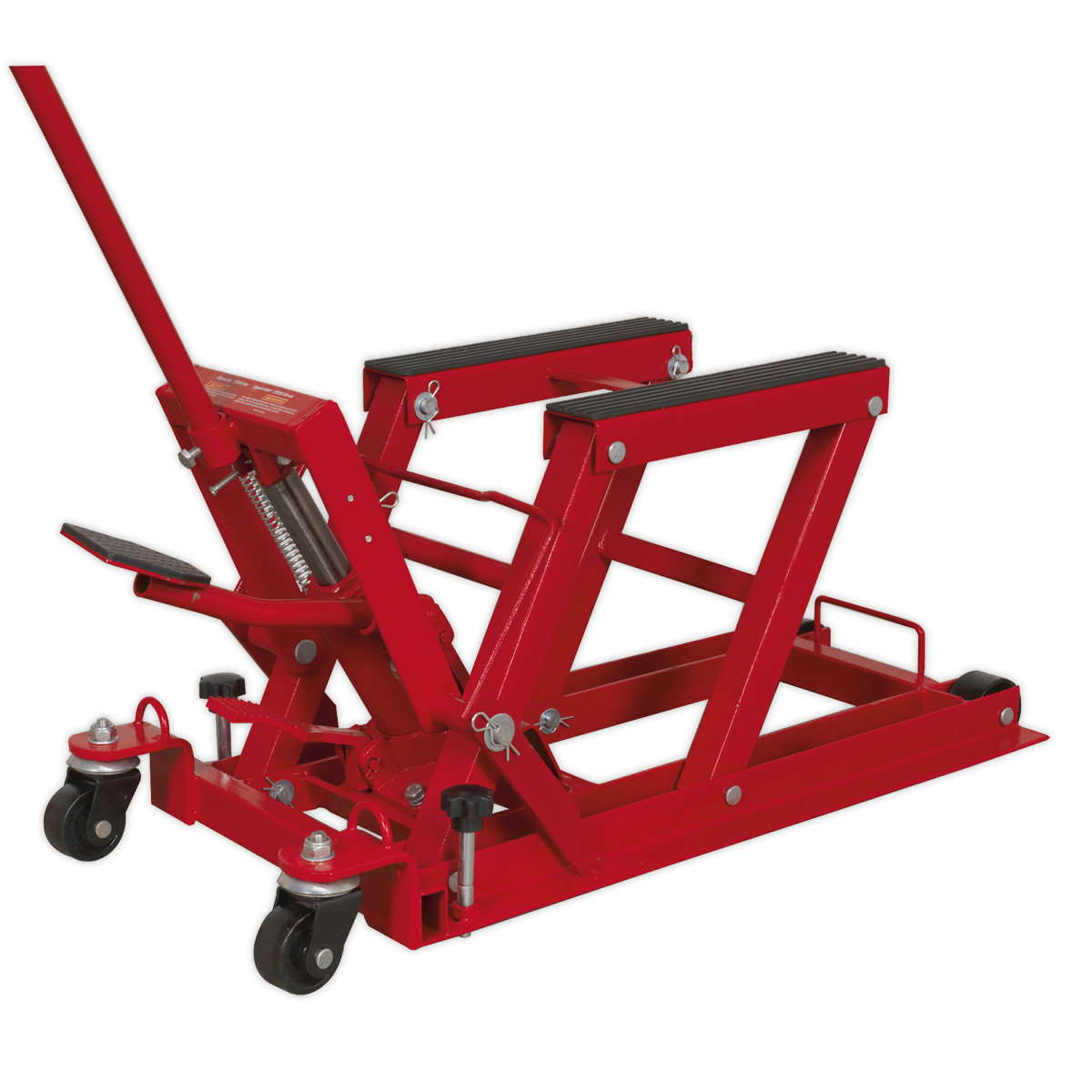 Motorcycle & Quad Lift 680kg Capacity Hydraulic