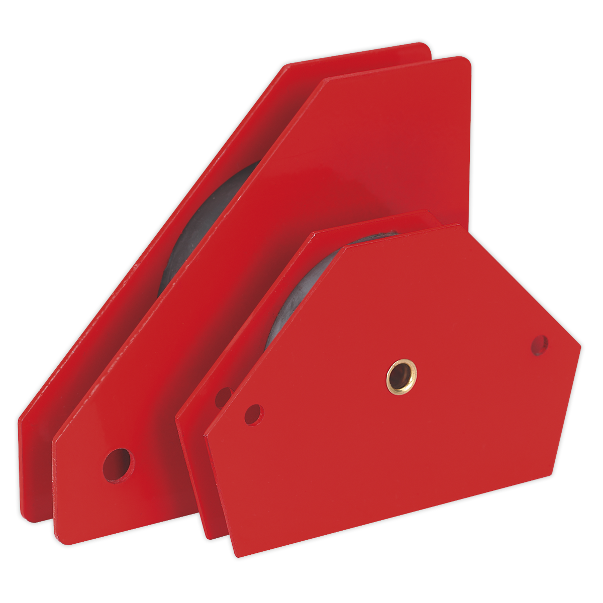 Magnetic Quick Clamp Set 2pc