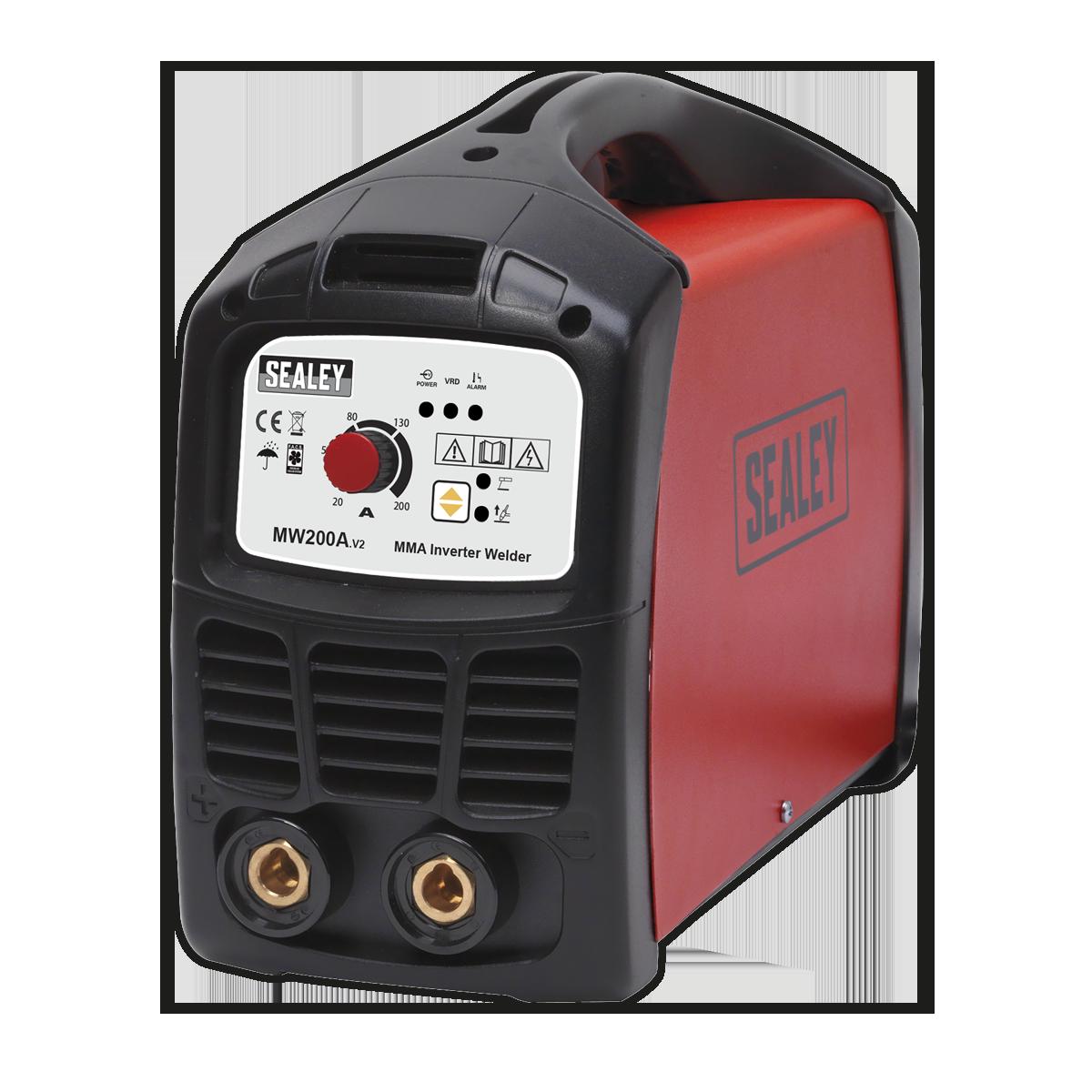 Inverter Welder 200Amp 230V