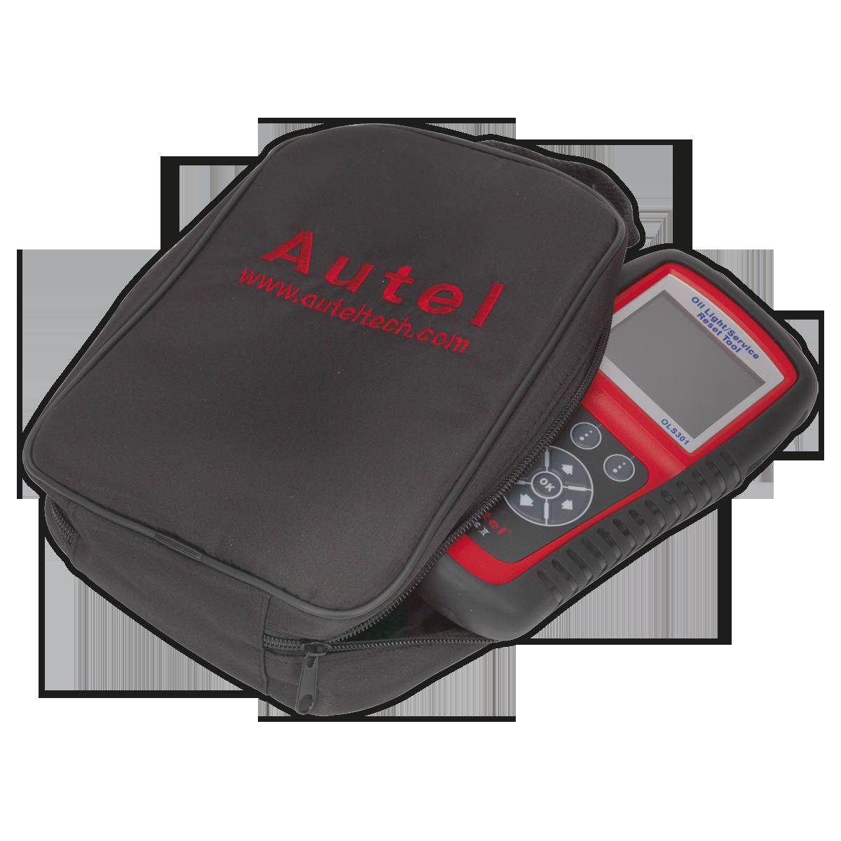 Autel EOBD Code Reader - Oil & Service Reset Tool