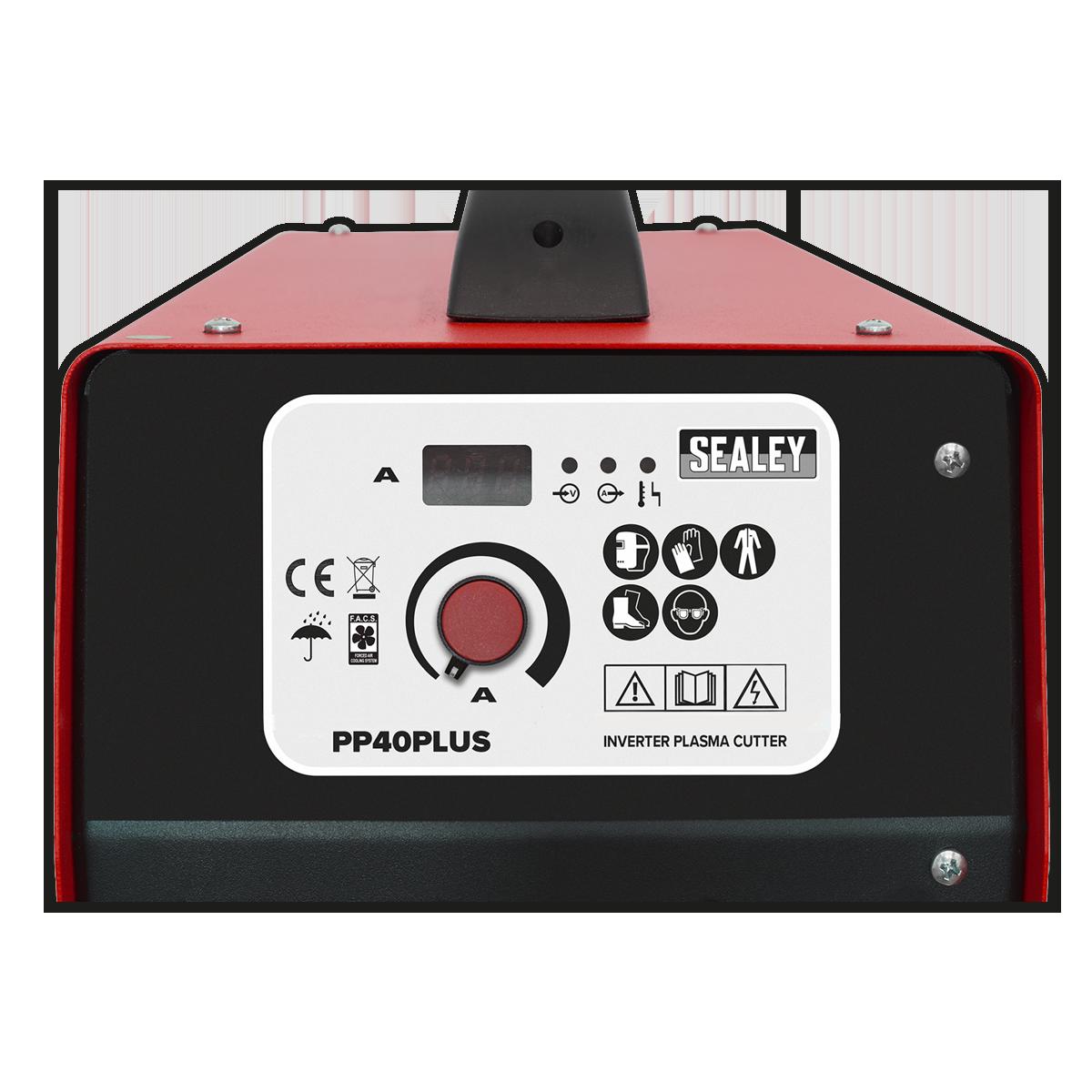 Plasma Inverter 40Amp with Compressor