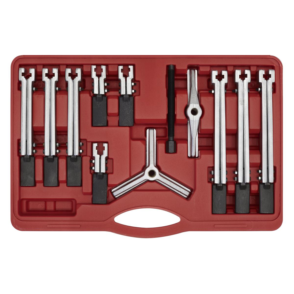 Bearing & Gear Puller Set 12pc