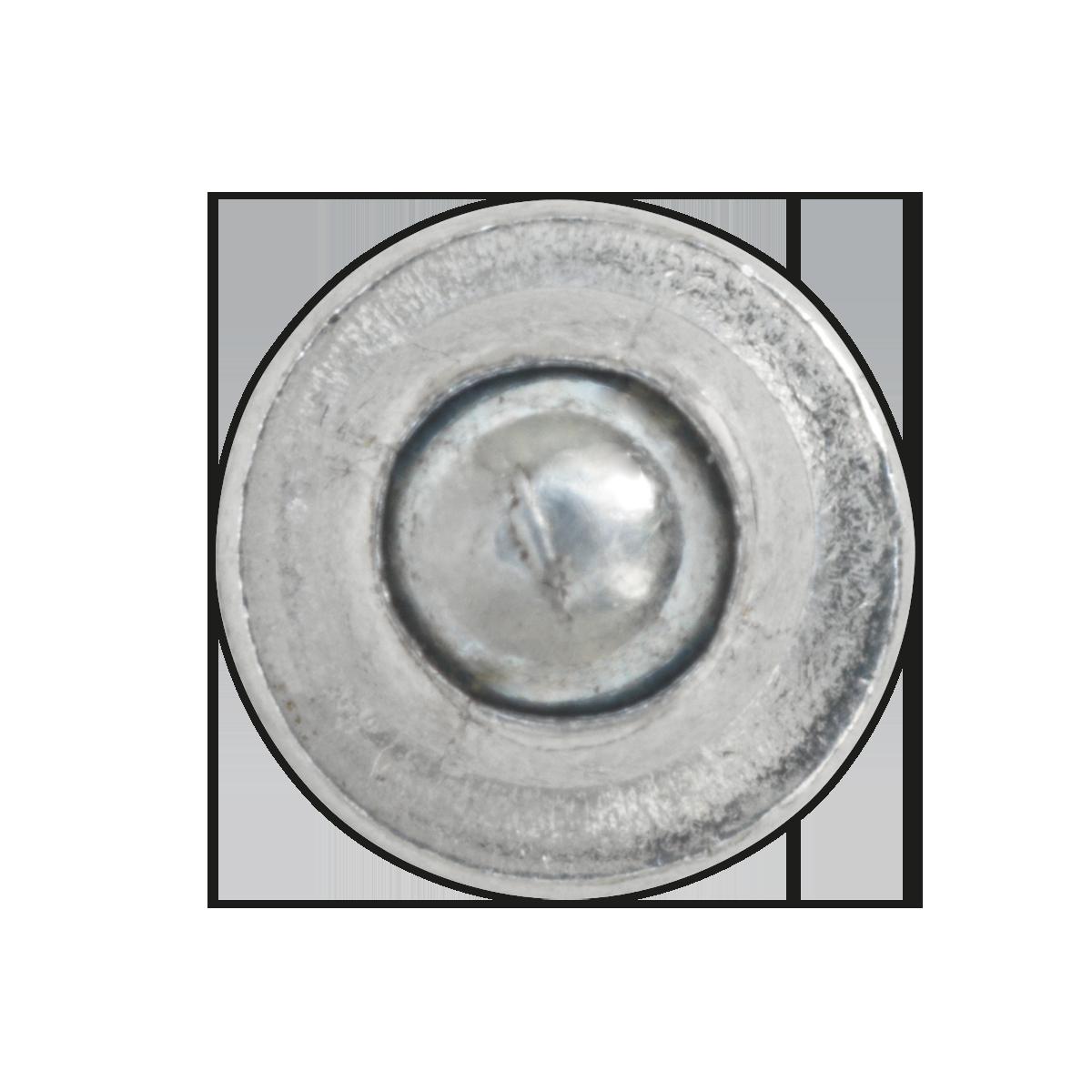 Aluminium Blind Rivet Standard Flange 6.4 x 19.5mm Pack of 200
