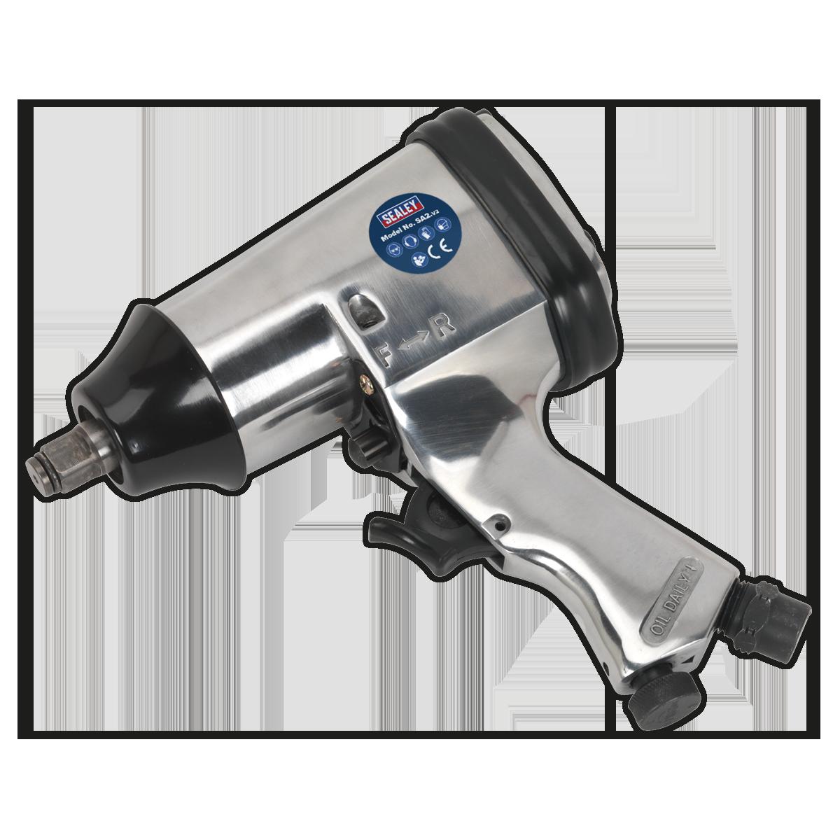"""Air Impact Wrench 1/2""""Sq Drive"""