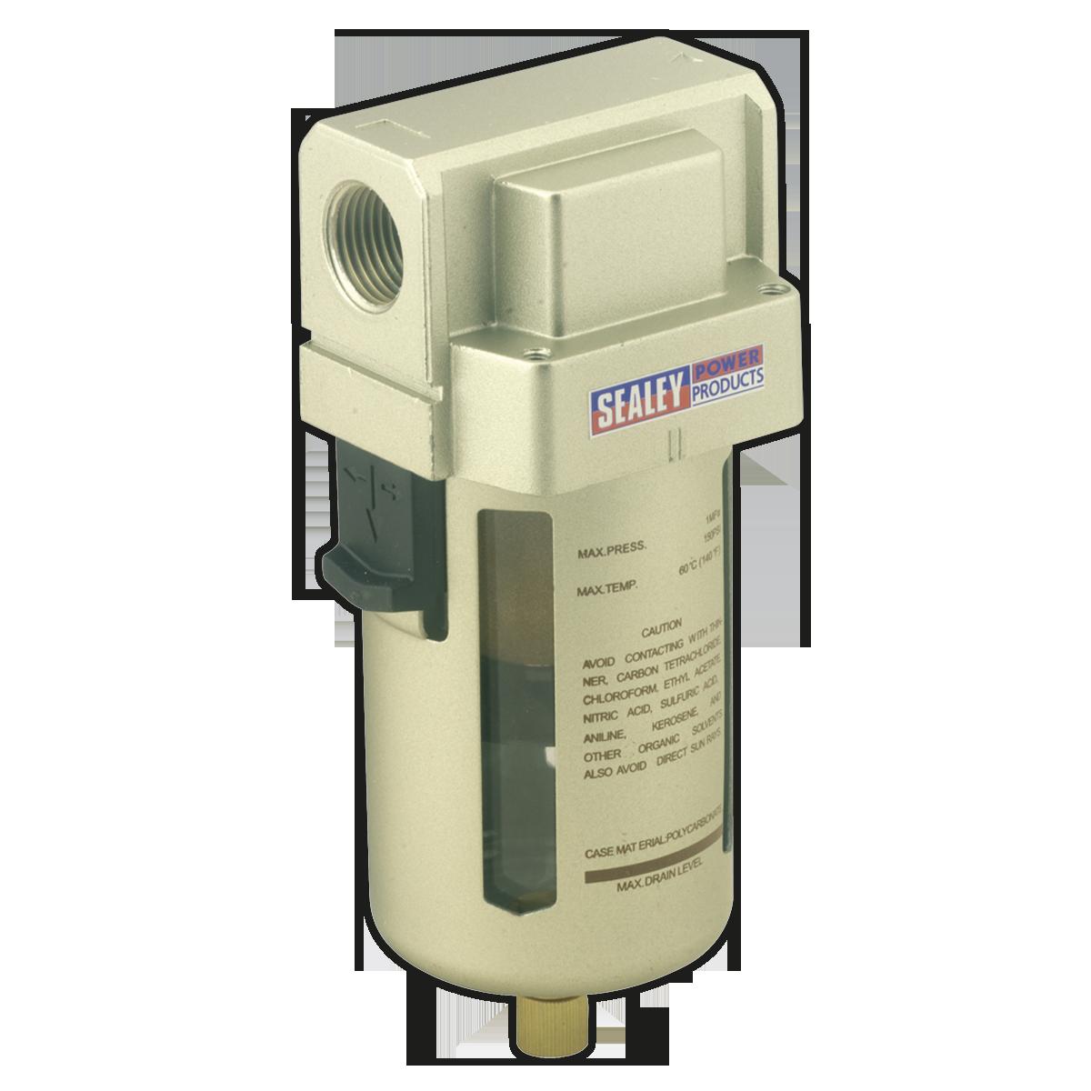 Air Filter Max Airflow 140cfm