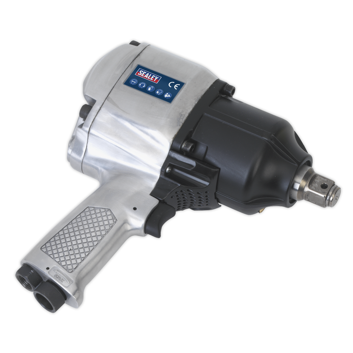 """Air Impact Wrench 1""""Sq Drive Pistol Type"""