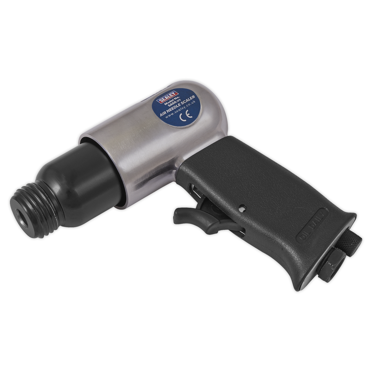 Air Needle Scaler - Pistol Type